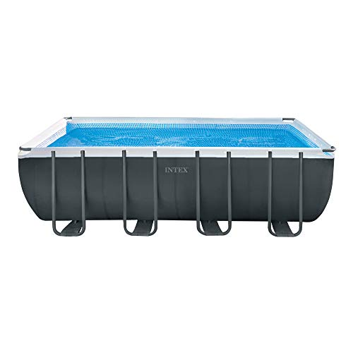 Intex 26356NP - Piscina desmontable rectangular Ultra XTR Frame 549x274x132 con depuradora
