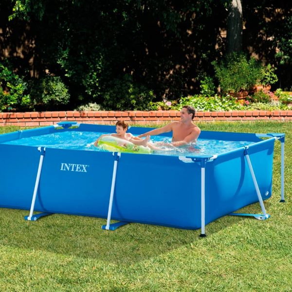 Piscina desmontable Intex 28272NP Small Frame